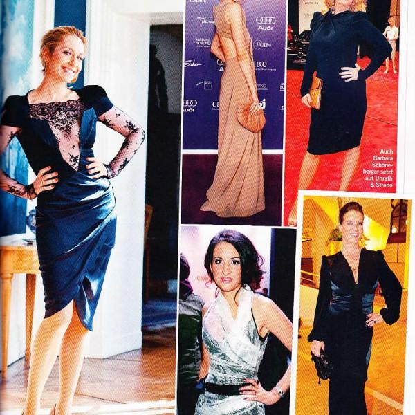 Mode Presse Elna-Margret zu Bentheim und Steinfurt