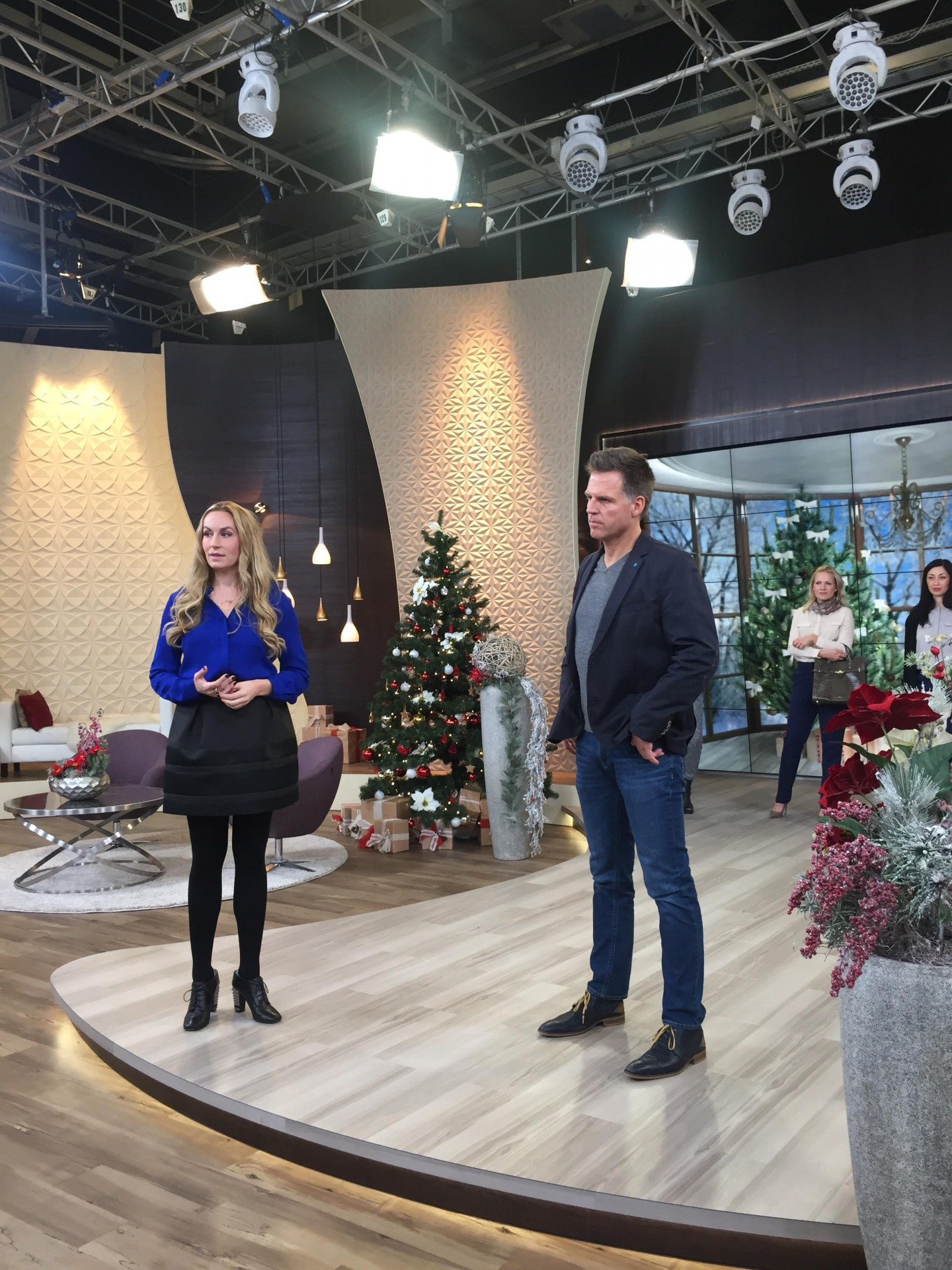 QVC behind the Scenes - Elna-Margret zu Bentheim