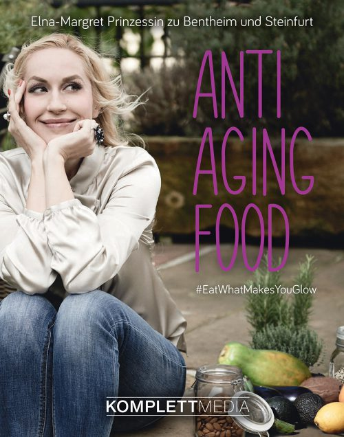 Anti Aging Food Bookcover