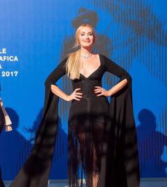 Elna Margret zu Bentheim Venice Filmfestival 2017
