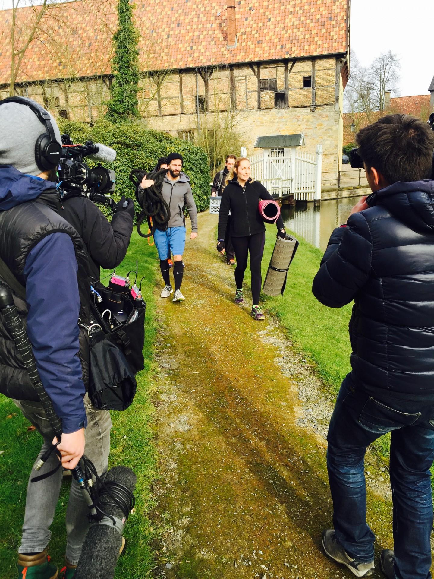 TV Presse Elna-Margret zu Bentheim und Steinfurt