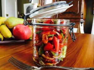 Rezept von Elna-Margret zu Bentheim - Frühling im Glas