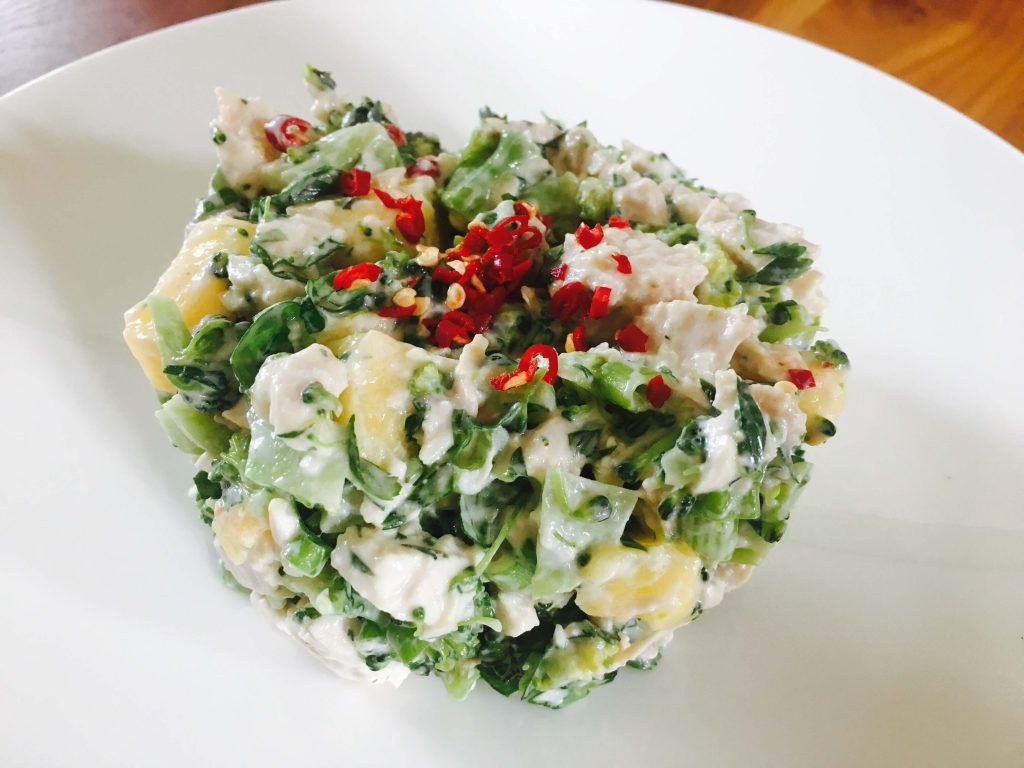 Elna Margret zu Bentheim Chicken Salad