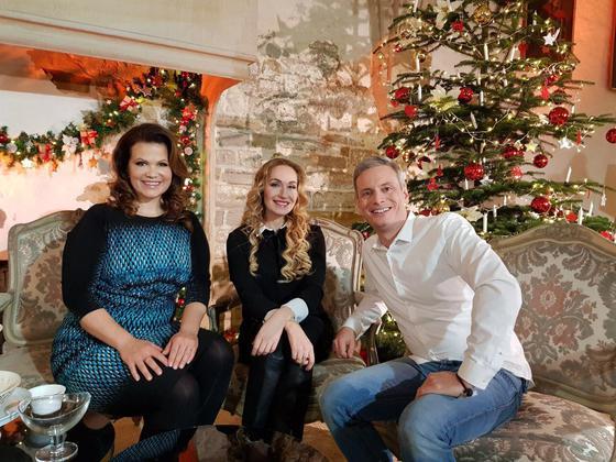 Elna Margret zu Bentheim, QVC Weihnachten